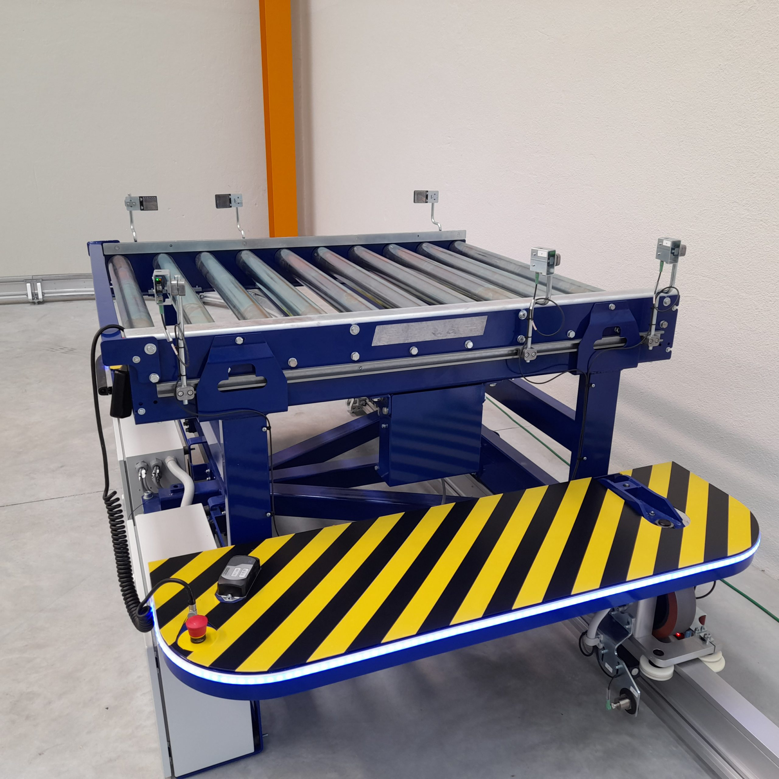 Monorail image ASRS
