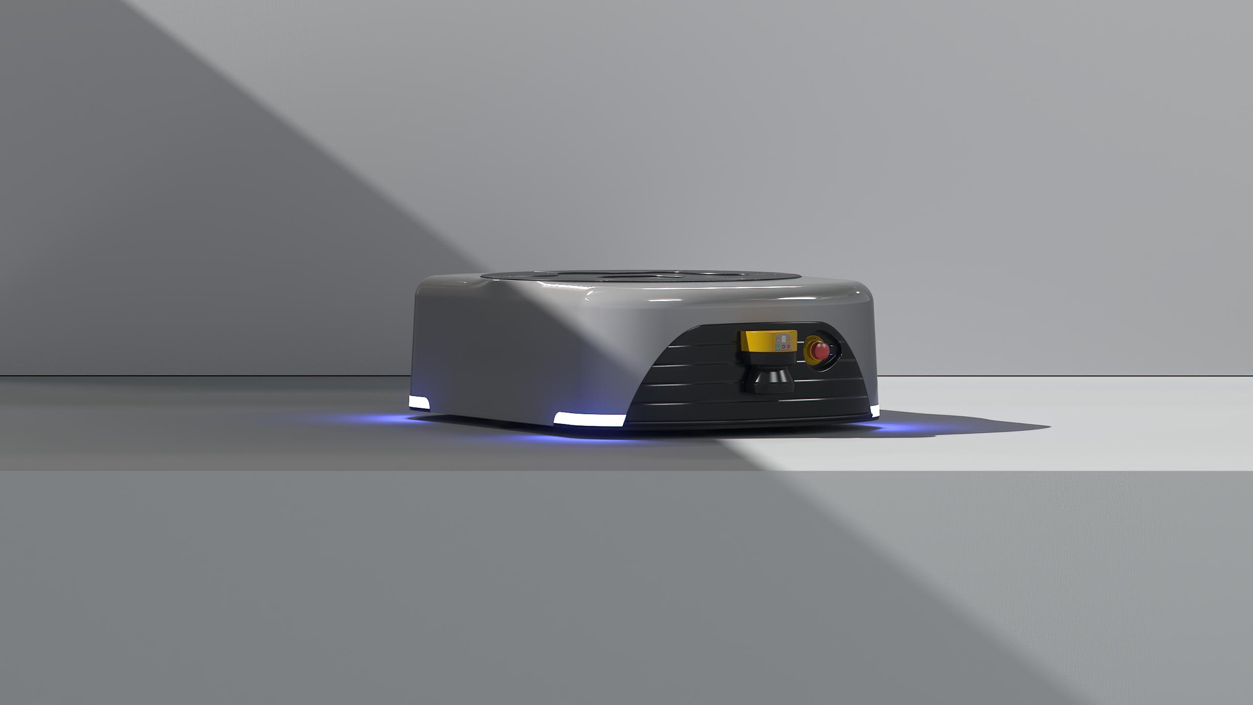 Orderpicking robot