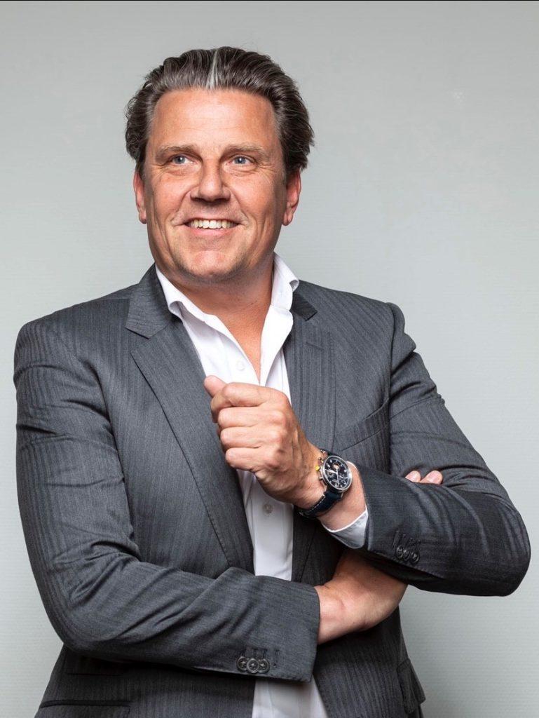 Erik Koudijs nieuwe CEO